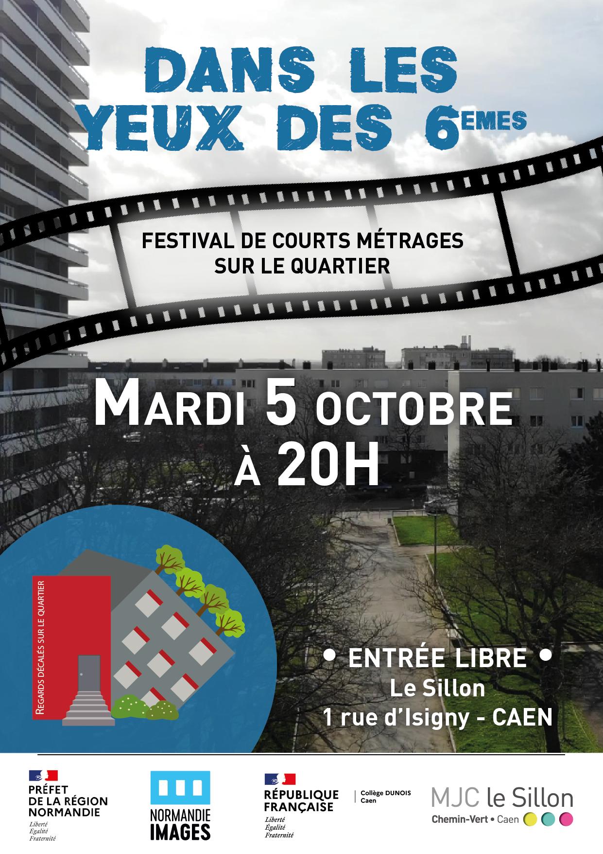 Festival de courts métrages sur le quartier